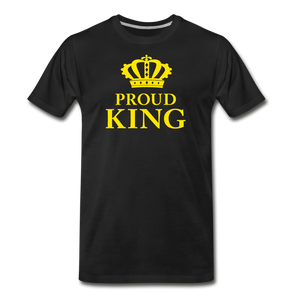 Proud King - Yellow - black