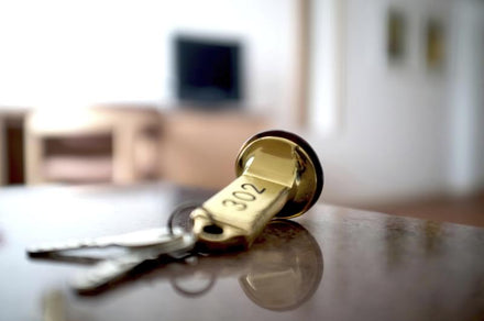 After Check In: Security Tips for Your Hotel Room