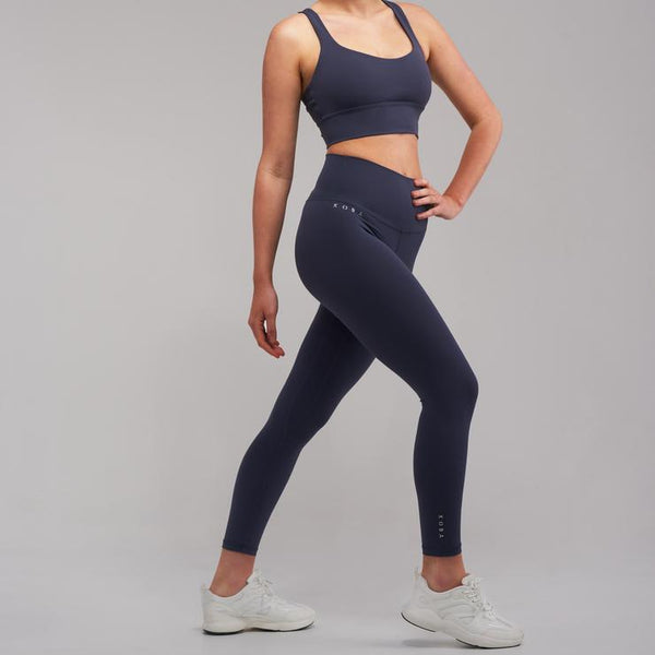 MELT Essentials Leggings - Lilac Grey leggings KOBA