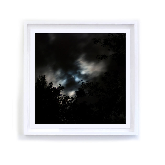 Fog Night, Framed