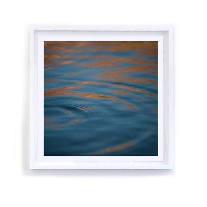 Maroon Bells Ripples, 2, Framed