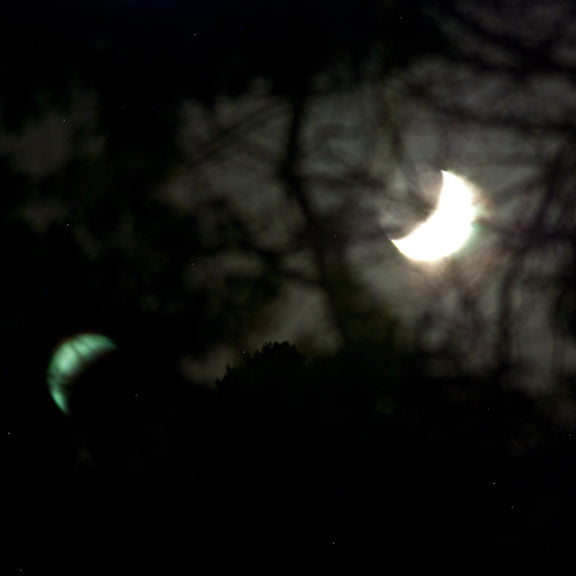 Green Moon, White Moon