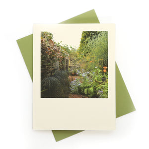 Arne's Garden Greeting Card