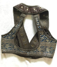 Load image into Gallery viewer, Indian Silk Warrior Vest