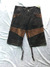 Load image into Gallery viewer, Men's Acid Wash Shorts