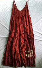 Load image into Gallery viewer, Indian Silk Sundress