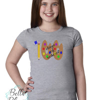 BBE - 100 Days of School Machine Embroidery