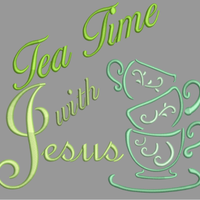 AGD 3052 Tea Time with Jesus