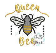 BBE Queen Bee Sketchy saying