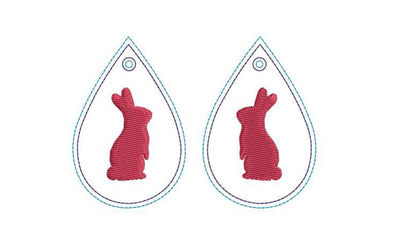 SD Easter Earring