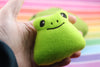 DBB Frog Stuffie Stuffed Animal In the Hoop Embroidery Design