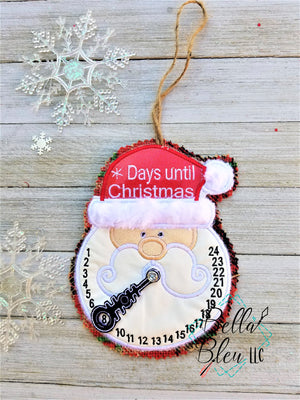 ITH Countdown to Christmas Santa Calendar