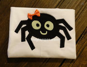 HL Applique Spider embroidery file