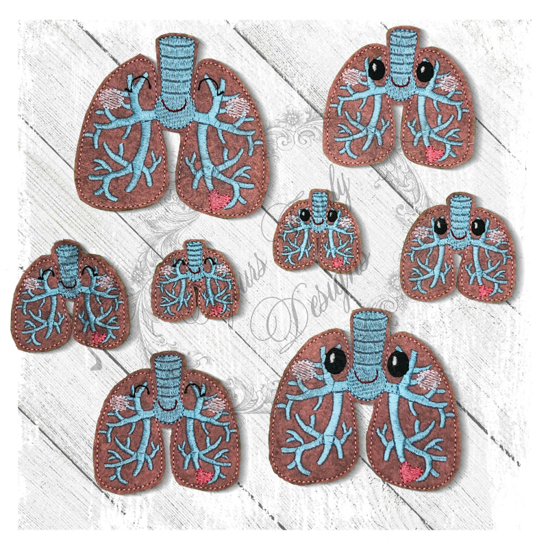 YTD Kawaii Organ Lungs