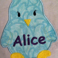 BBE - Applique Owl