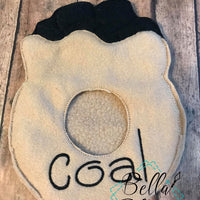 "BBE - ITH Elf ""Santa's Bag of Coal""  Costume Sweater"