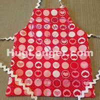 ITH 18 Inch Doll Apron and Oven Mitts HL1098 embroidery file