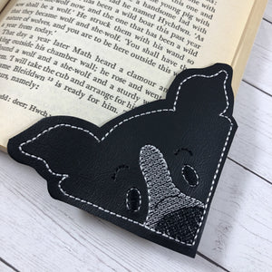 DBB Border Collie Corner Bookmark Design