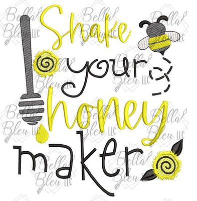 BBE Shake Your honey maker sketchy