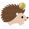 MDH Baby Hedgehog SVG