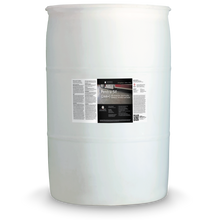 Load image into Gallery viewer, White 55 gallon drum labeled Pentra-Sil 244 plus