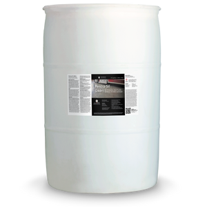 White 55 gallon drum labeled Pentra-Sil 244 plus