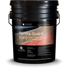Load image into Gallery viewer, Black 5 gallon bucket labeled Pentra-Guard EXT