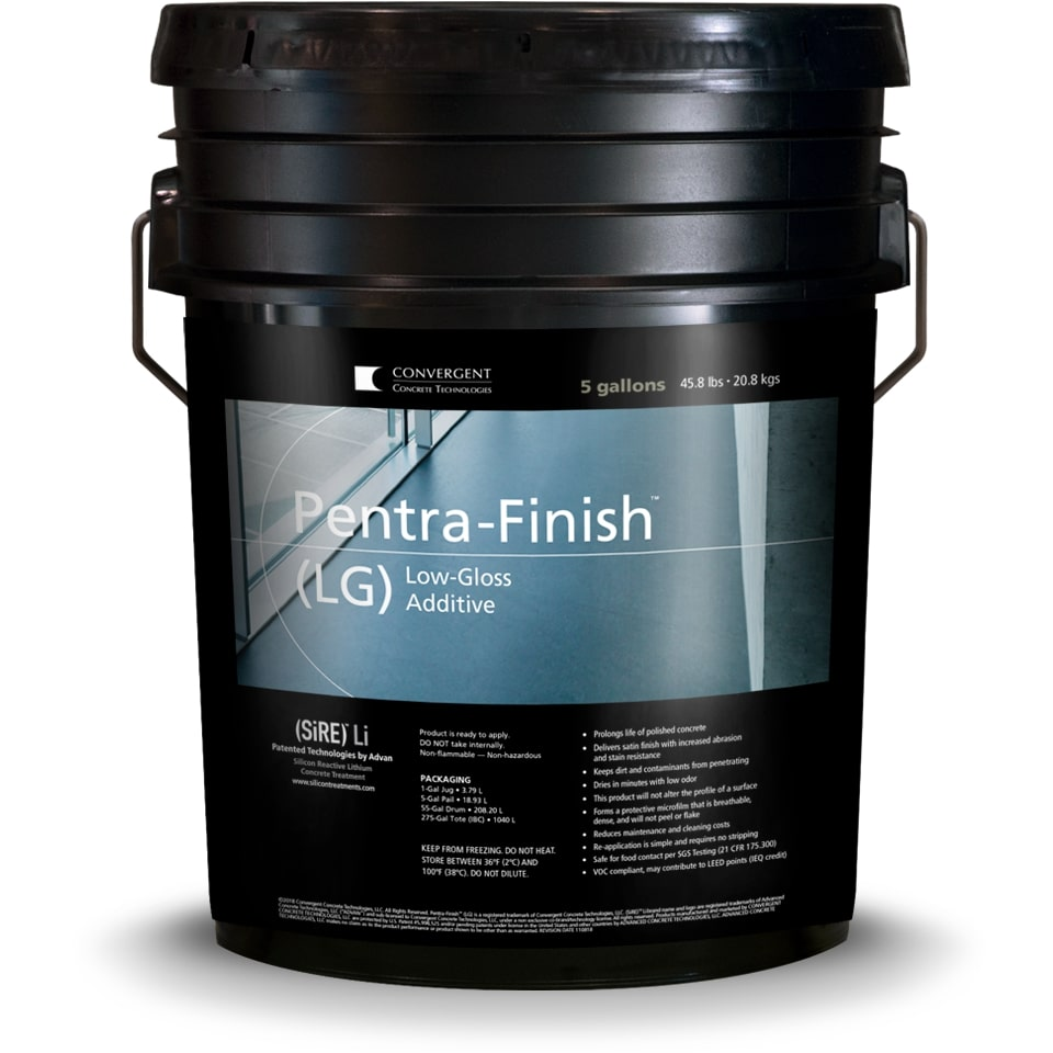 Pentra-Finish (LG) Additive