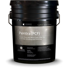 Load image into Gallery viewer, Black 5 gallon bucket labeled Pentra (PCF)
