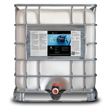 Load image into Gallery viewer, 275 gallon tote labeled Pentra-Clean CR