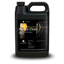 Load image into Gallery viewer, Black 1 gallon jug labeled Pentra-Clean DC
