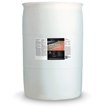 Load image into Gallery viewer, White 55 gallon drum labeled Pentra-Finish EXT
