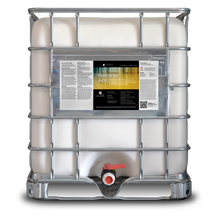 Load image into Gallery viewer, 275 gallon tote labeled Pentra-Sil HDS