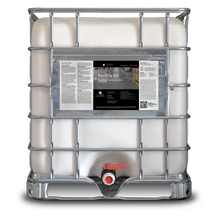 Load image into Gallery viewer, 275 gallon tote labeled Pentra-Sil HD