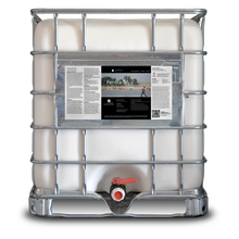 Load image into Gallery viewer, 275 gallon tote labeled Pentra-Sil H