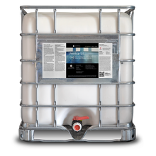 Load image into Gallery viewer, 275 gallon tote labeled Pentra-Sil IH