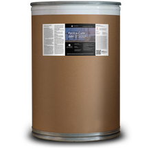 Load image into Gallery viewer, Brown 55 gallon drum labeled Pentra-Cure MH