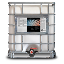 Load image into Gallery viewer, 275 gallon tote labeled Pentra-Melt