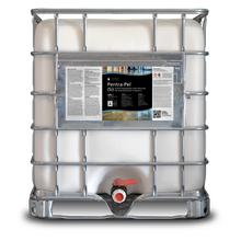 Load image into Gallery viewer, 275 gallon tote labeled Pentra-Pel SI