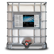Load image into Gallery viewer, 275 gallon tote labeled Pentra-Shield