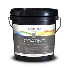 Load image into Gallery viewer, Mini sized 1 gallon pail of colorfast coating from Convergent Concrete