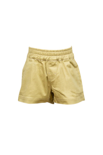 Spencer Boy Short - Khaki