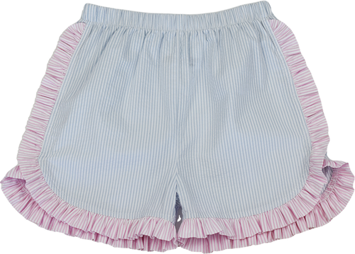 Charlotte Short with Ruffles - Keep Blooming