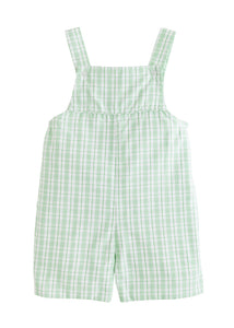 Hampton Shortall - Green Plaid