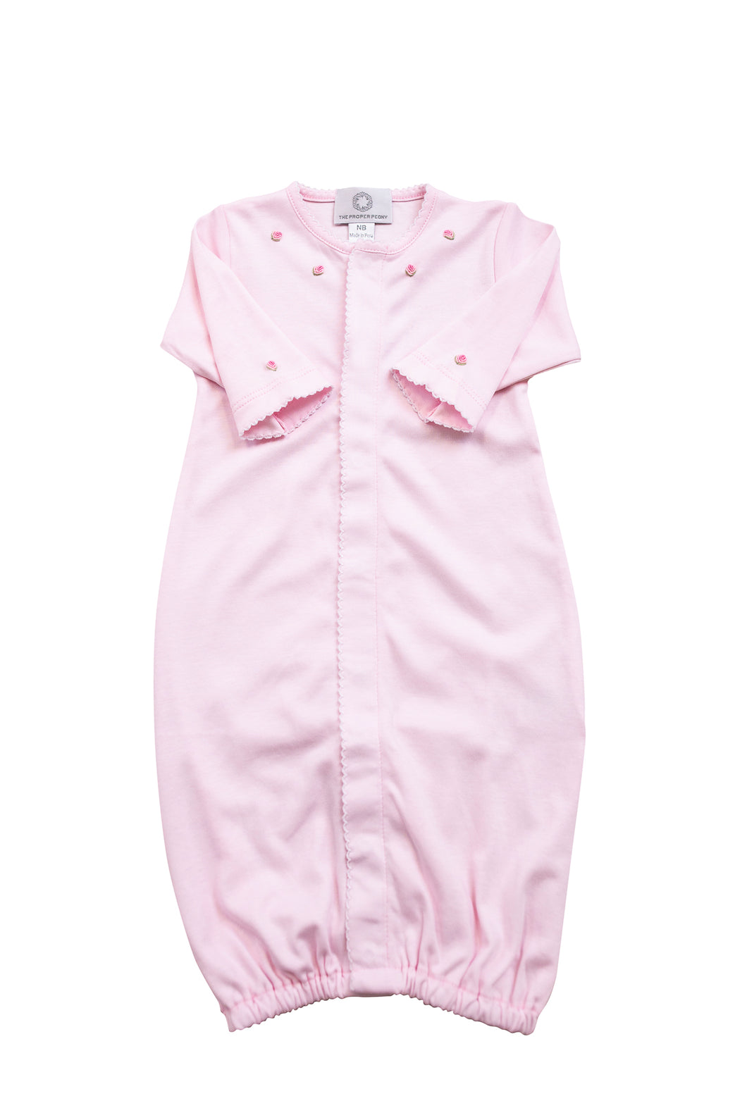 Pima Converter Gown - Pink