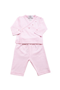 Pima Crossover Set - Pink