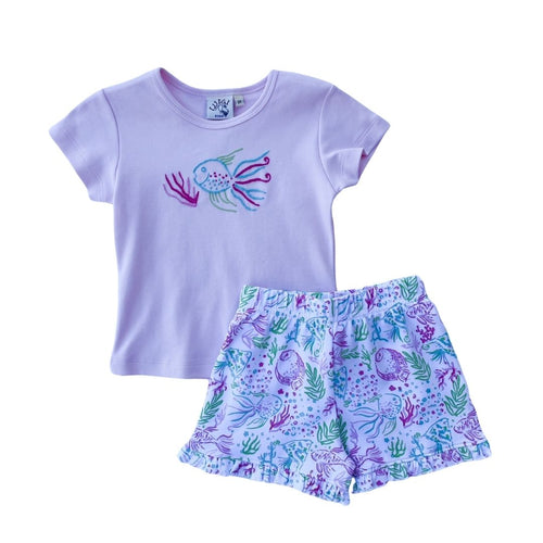 Fish Short Set