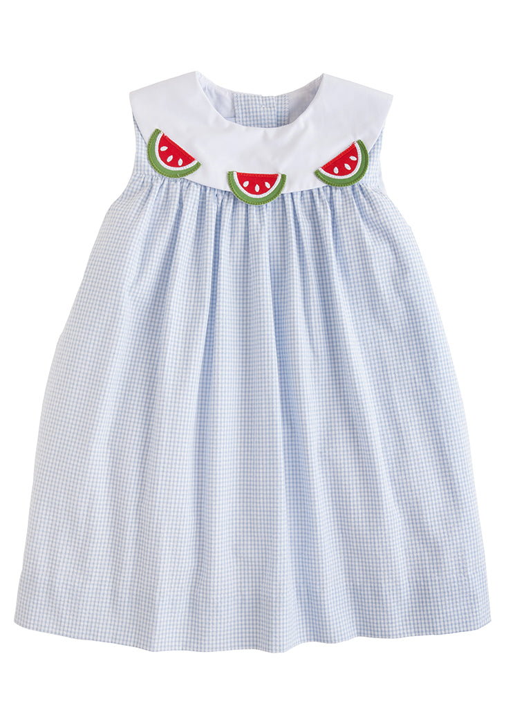 Watermelon Bib Dress