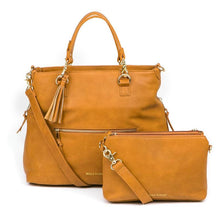 Boss Bag Backpack - Cognac