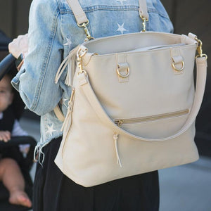 Boss Bag Backpack - Stone